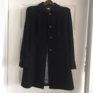 J. Crew 4-button coat